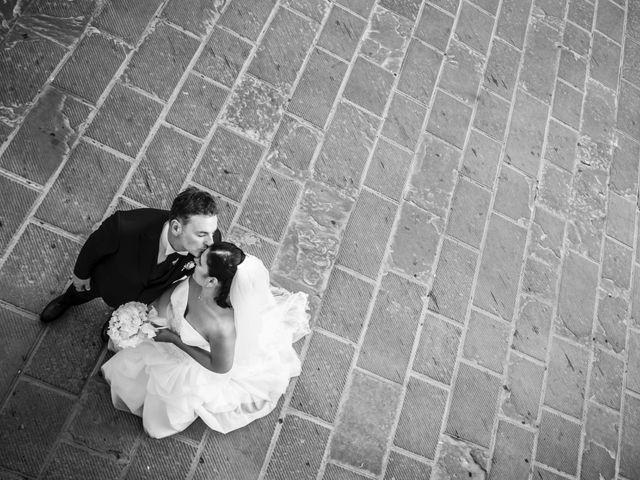 Il matrimonio di Francesco e Heidy a Todi, Perugia 44