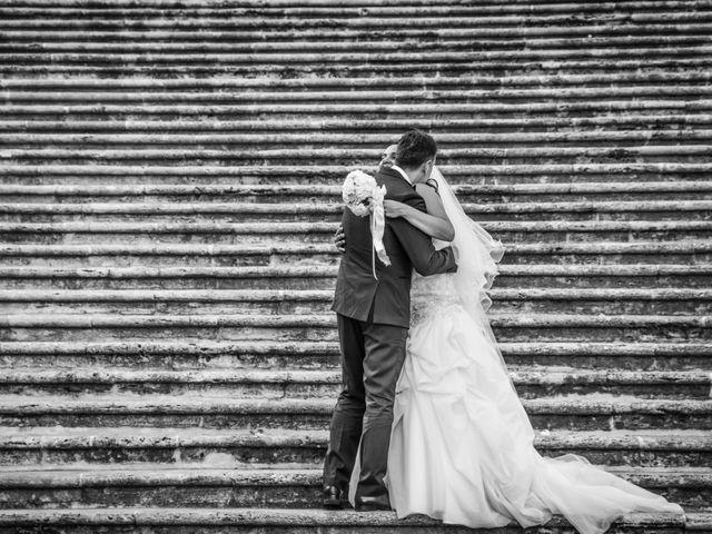 Il matrimonio di Francesco e Heidy a Todi, Perugia 45