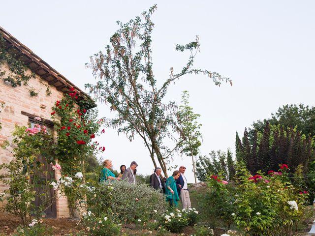 Il matrimonio di Francesco e Heidy a Todi, Perugia 53