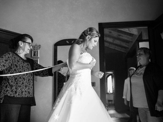 Il matrimonio di Mattia e Valentina a Bagnolo Piemonte, Cuneo 9