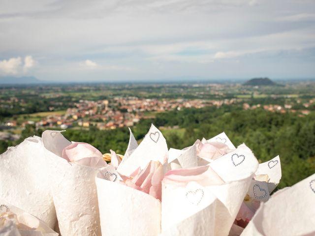 Il matrimonio di Mattia e Valentina a Bagnolo Piemonte, Cuneo 15