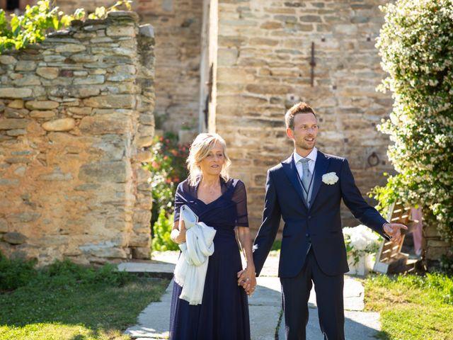 Il matrimonio di Mattia e Valentina a Bagnolo Piemonte, Cuneo 18