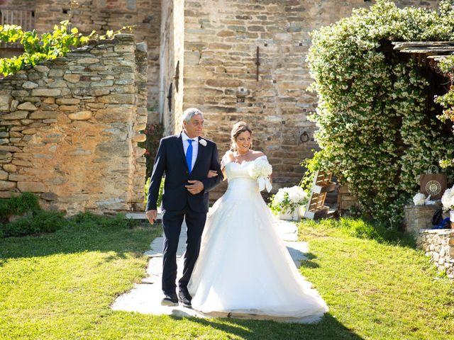 Il matrimonio di Mattia e Valentina a Bagnolo Piemonte, Cuneo 20