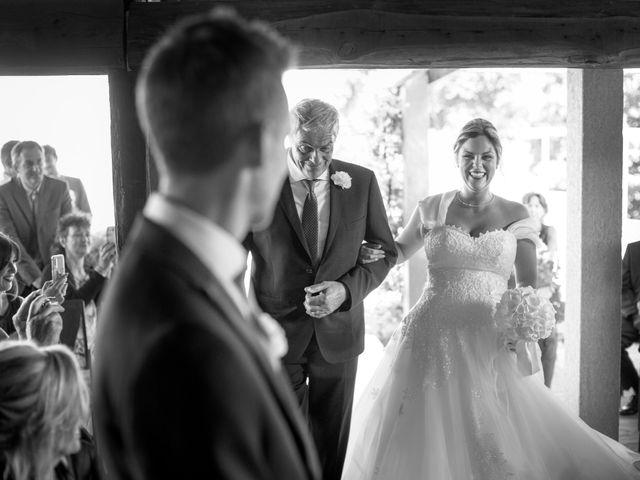 Il matrimonio di Mattia e Valentina a Bagnolo Piemonte, Cuneo 21