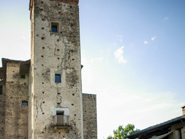 Il matrimonio di Mattia e Valentina a Bagnolo Piemonte, Cuneo 25