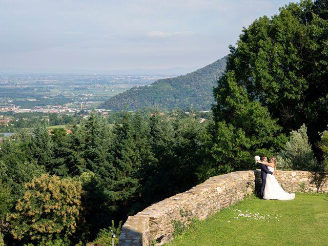 Il matrimonio di Mattia e Valentina a Bagnolo Piemonte, Cuneo 28