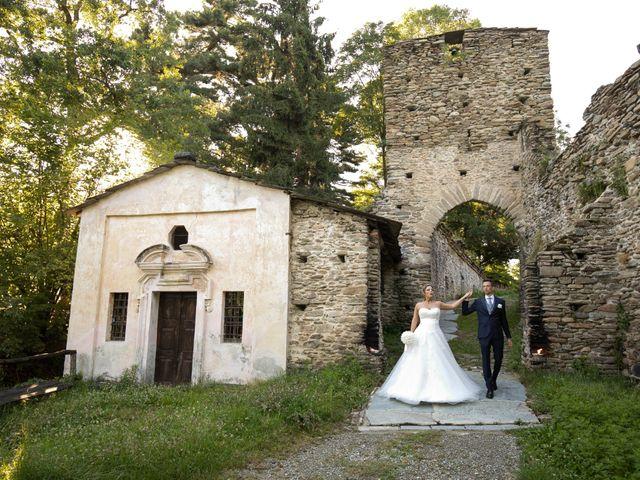Il matrimonio di Mattia e Valentina a Bagnolo Piemonte, Cuneo 30