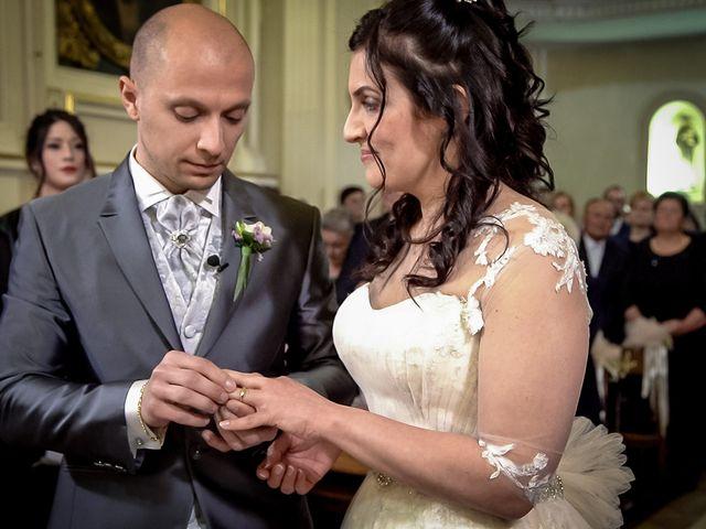 Il matrimonio di Antonio e Cosetta a Petritoli, Fermo 20