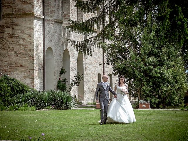 Il matrimonio di Antonio e Cosetta a Petritoli, Fermo 23