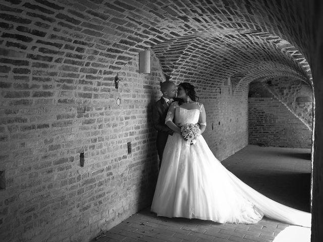 Il matrimonio di Antonio e Cosetta a Petritoli, Fermo 25