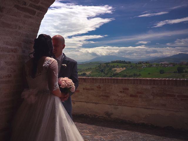Il matrimonio di Antonio e Cosetta a Petritoli, Fermo 26