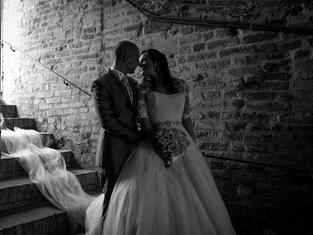 Il matrimonio di Antonio e Cosetta a Petritoli, Fermo 27