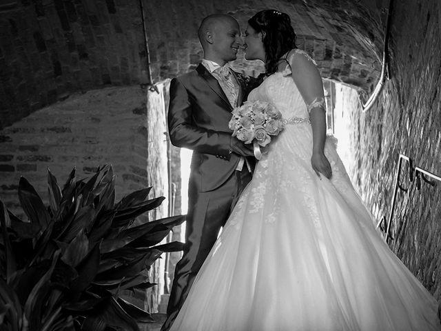 Il matrimonio di Antonio e Cosetta a Petritoli, Fermo 28