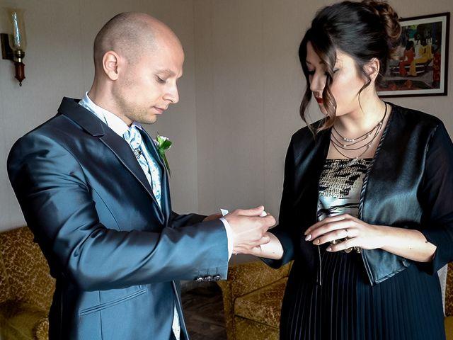 Il matrimonio di Antonio e Cosetta a Petritoli, Fermo 18