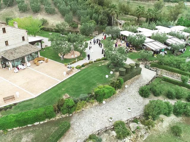 Il matrimonio di Antonio e Cosetta a Petritoli, Fermo 31