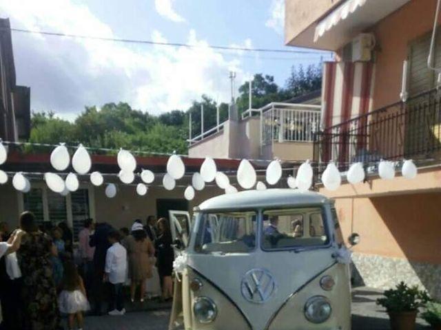 Il matrimonio di Nicola  e Mariangela a Somma Vesuviana, Napoli 2