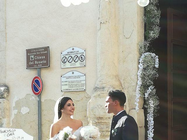 Il matrimonio di Francesco  e Gaia a Favara, Agrigento 5