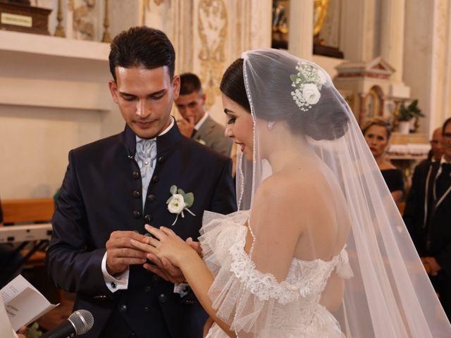 Il matrimonio di Francesco  e Gaia a Favara, Agrigento 15