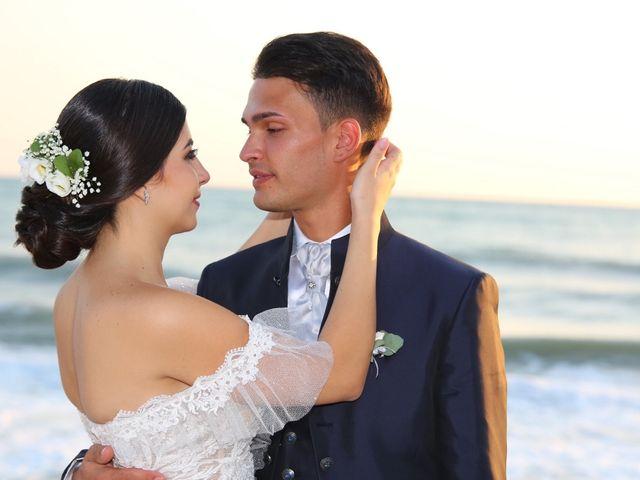 Il matrimonio di Francesco  e Gaia a Favara, Agrigento 18