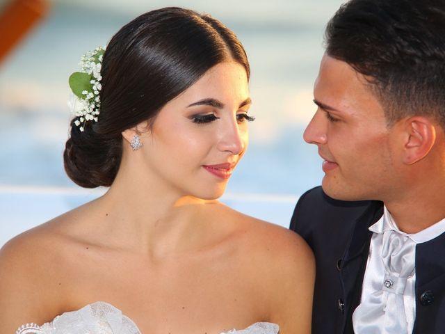 Il matrimonio di Francesco  e Gaia a Favara, Agrigento 20