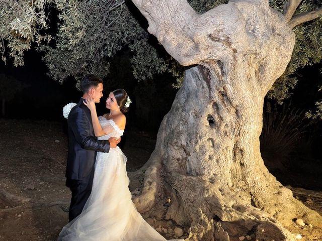Il matrimonio di Francesco  e Gaia a Favara, Agrigento 23