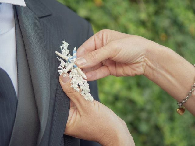 Il matrimonio di Giovanni e Ines a Celle Ligure, Savona 18