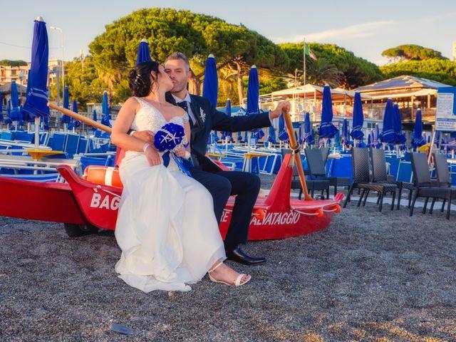 Il matrimonio di Giovanni e Ines a Celle Ligure, Savona 31