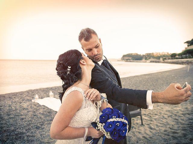 Il matrimonio di Giovanni e Ines a Celle Ligure, Savona 35