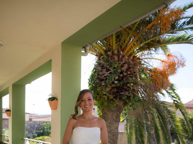 Il matrimonio di Lello e Valentina a Palau, Sassari 15
