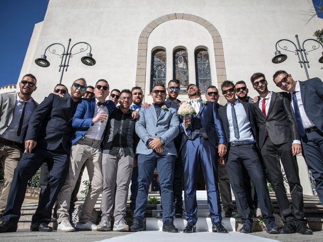 Il matrimonio di Lello e Valentina a Palau, Sassari 16