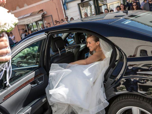 Il matrimonio di Lello e Valentina a Palau, Sassari 18
