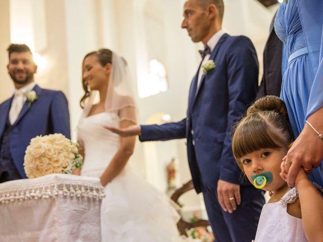 Il matrimonio di Lello e Valentina a Palau, Sassari 23