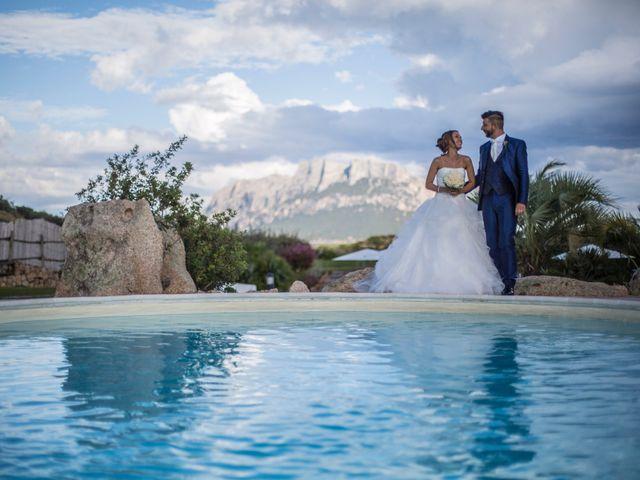 Il matrimonio di Lello e Valentina a Palau, Sassari 35