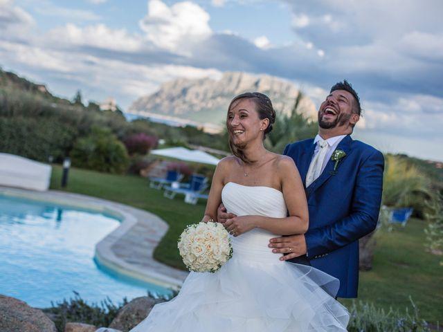 Il matrimonio di Lello e Valentina a Palau, Sassari 38