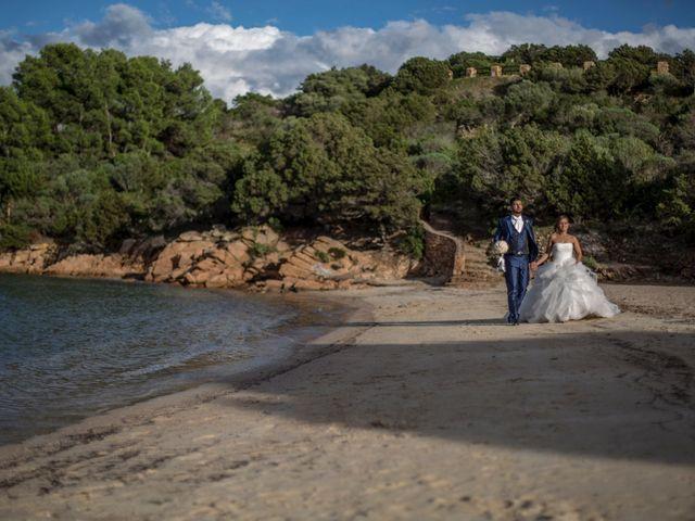 Il matrimonio di Lello e Valentina a Palau, Sassari 43