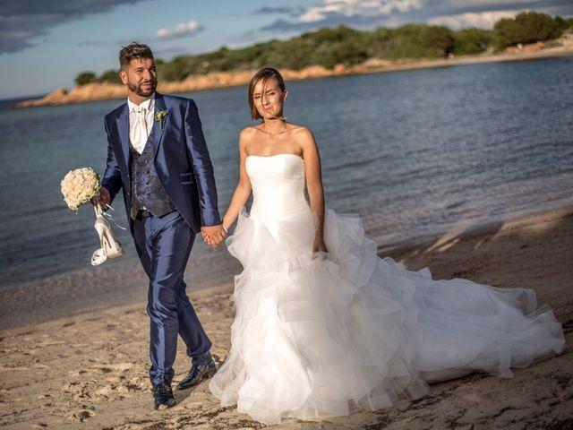 Il matrimonio di Lello e Valentina a Palau, Sassari 45