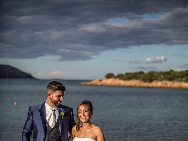 Il matrimonio di Lello e Valentina a Palau, Sassari 47