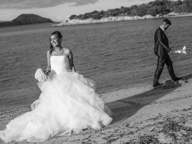 Il matrimonio di Lello e Valentina a Palau, Sassari 49