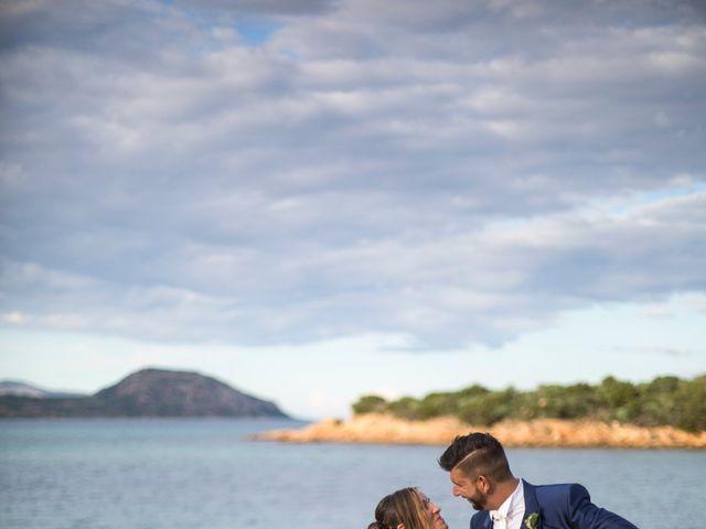 Il matrimonio di Lello e Valentina a Palau, Sassari 50