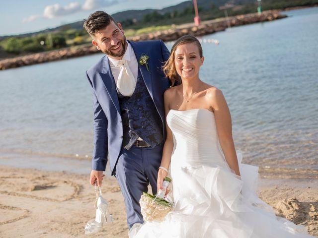 Il matrimonio di Lello e Valentina a Palau, Sassari 54