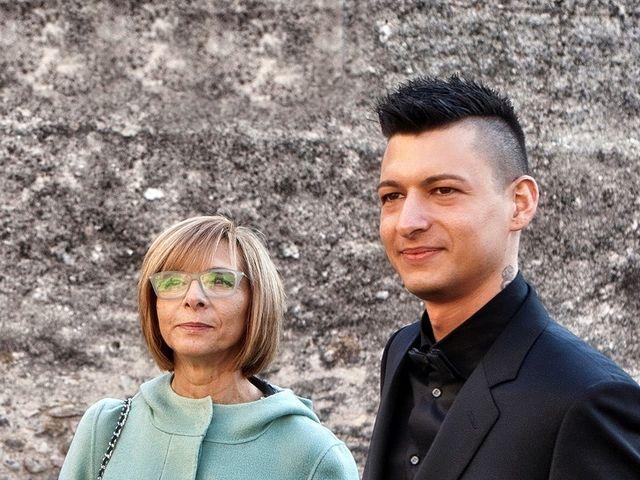 Il matrimonio di Davide e Federica a Rodengo-Saiano, Brescia 18