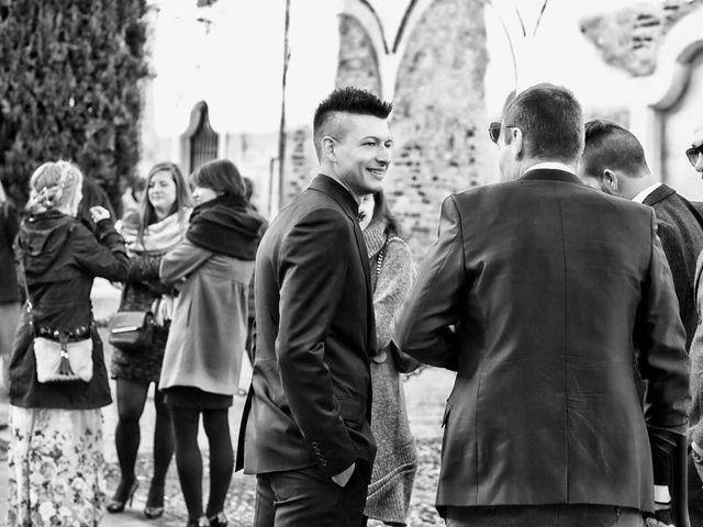 Il matrimonio di Davide e Federica a Rodengo-Saiano, Brescia 20