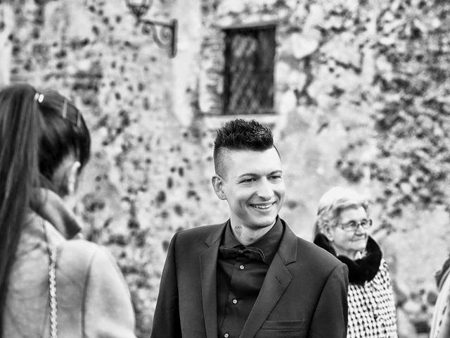 Il matrimonio di Davide e Federica a Rodengo-Saiano, Brescia 21
