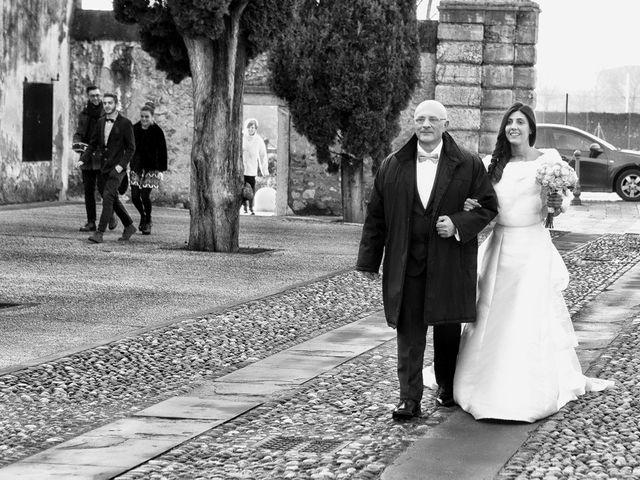Il matrimonio di Davide e Federica a Rodengo-Saiano, Brescia 24