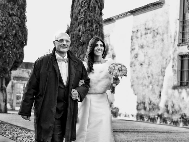 Il matrimonio di Davide e Federica a Rodengo-Saiano, Brescia 25
