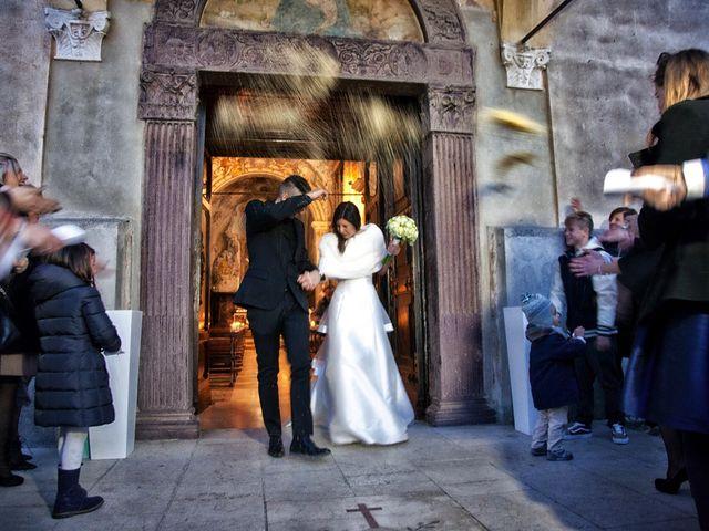 Il matrimonio di Davide e Federica a Rodengo-Saiano, Brescia 45