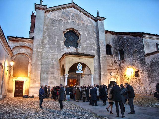 Il matrimonio di Davide e Federica a Rodengo-Saiano, Brescia 46