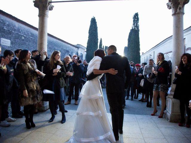 Il matrimonio di Davide e Federica a Rodengo-Saiano, Brescia 47