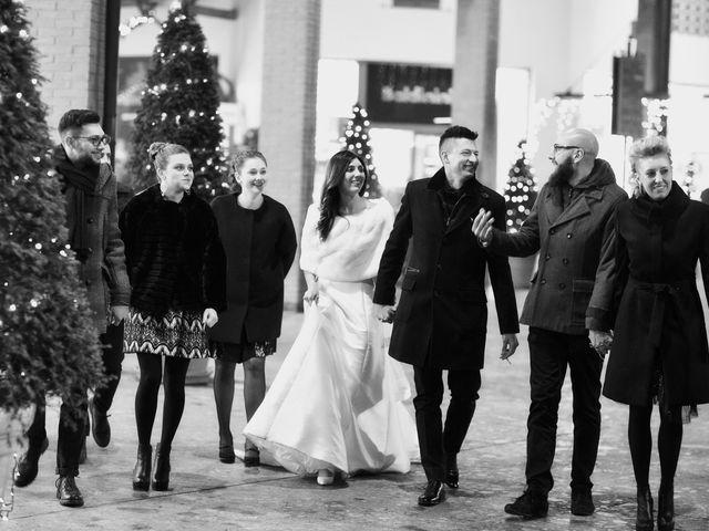 Il matrimonio di Davide e Federica a Rodengo-Saiano, Brescia 48