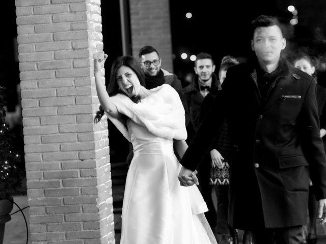 Il matrimonio di Davide e Federica a Rodengo-Saiano, Brescia 49